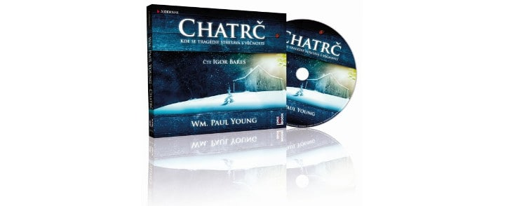 William Paul Young – Chatrč (recenzia audioknihy)